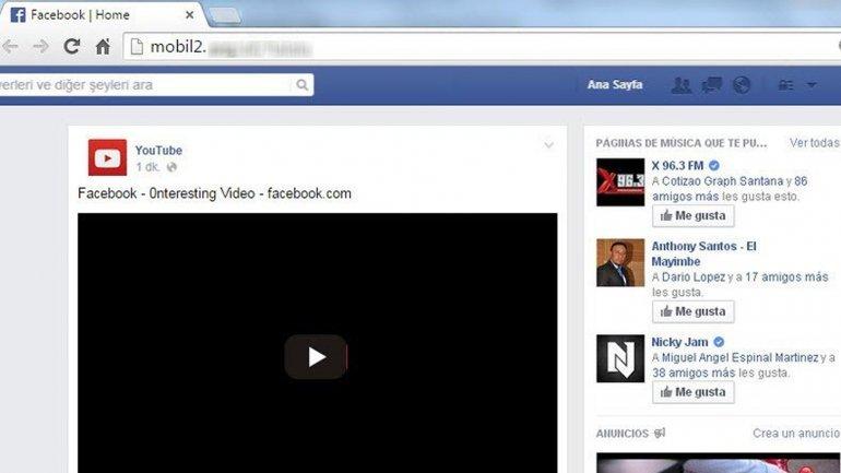 Paginas porno de facebook Falso Video Porno Por Facebook Es Virus